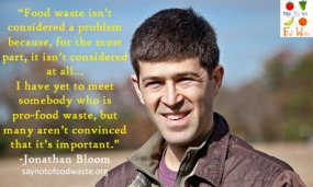 Live Better: Wasted Food