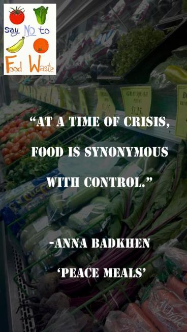 Food is Control