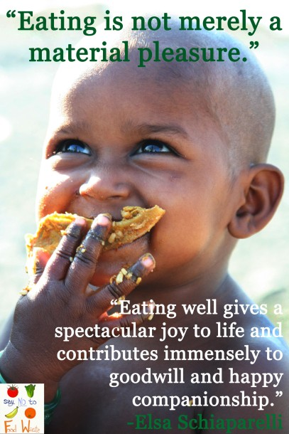 Check out our Food Quotes page!