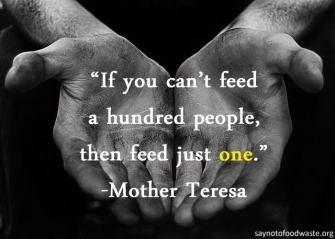 help.saynotofoodwaste.assist.give.provide.share.care.sustainable.foodquote