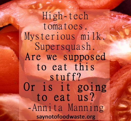 high tech tomato