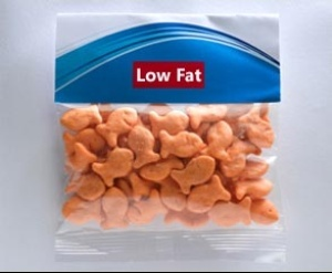 The truth about Low Fat produce.