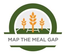MaptheMealGap.feedingamerica.saynotofoodwaste.sharing.sustainability.foodsecurity.assistance.health.