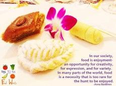 Food as Art
