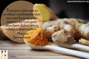 spices samuelsson