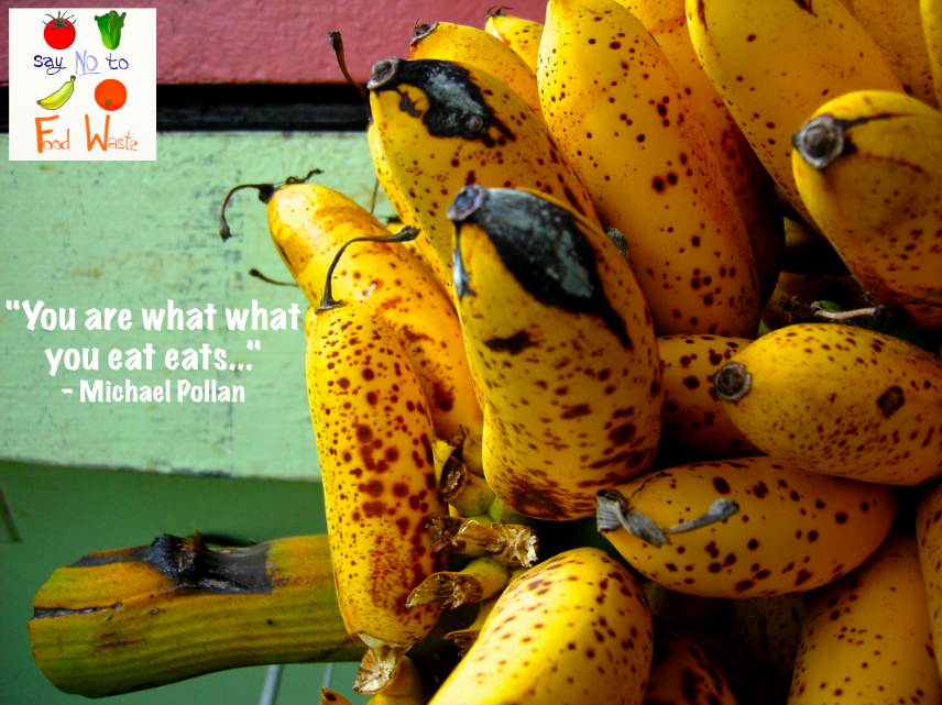 Food Quote - Banana