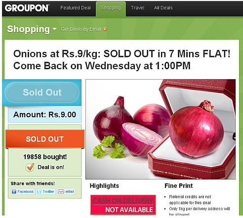 The Onion Craze