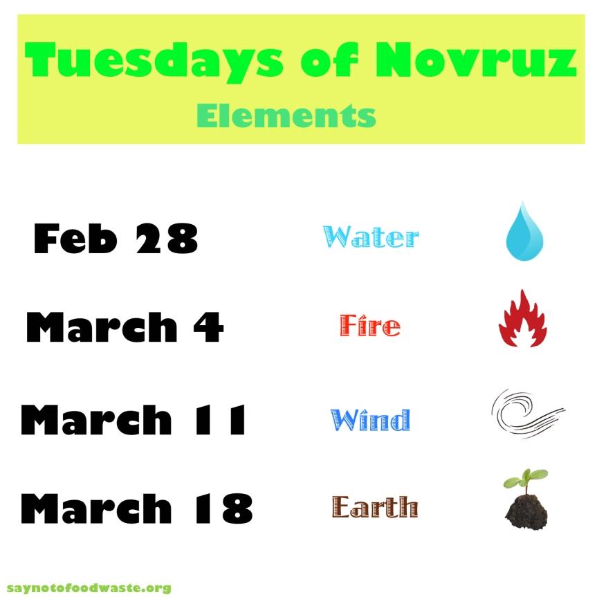 Tuesdays of Novruz