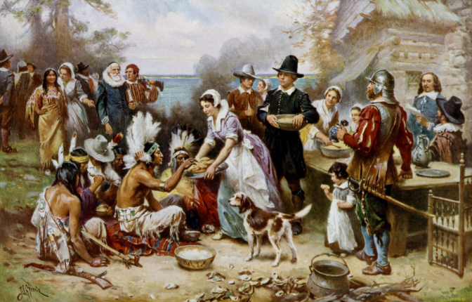 Don't Waste – It's Thanksgiving!