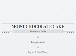 recipe.food.chocolatecake.sweet.valentine'sday.holiday.happy.share.love.saynotofoodwaste.1