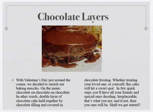 recipe.food.chocolatecake.sweet.valentine'sday.holiday.happy.share.love.saynotofoodwaste.2