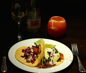 Bean Tacos vs Fisch Tacos