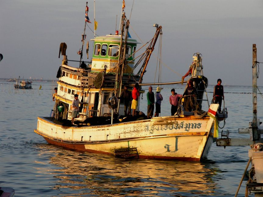 How Seafood Sustains Modern Slavery
