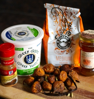 Fig Compote Ingredients