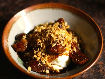 Fig Compote Breakfast