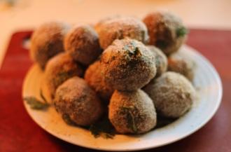 Vegetarian-balls