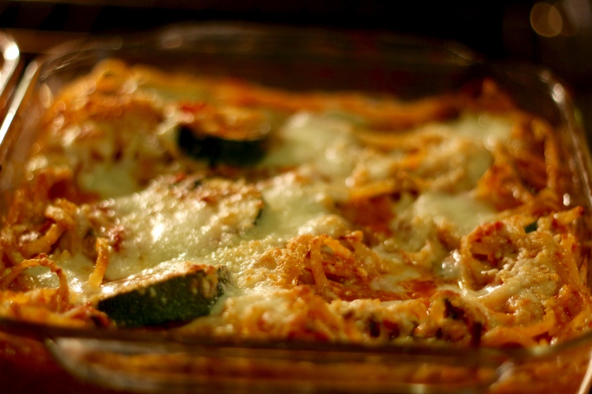 Midweek Delicacy Time: Inside Out Lasagna
