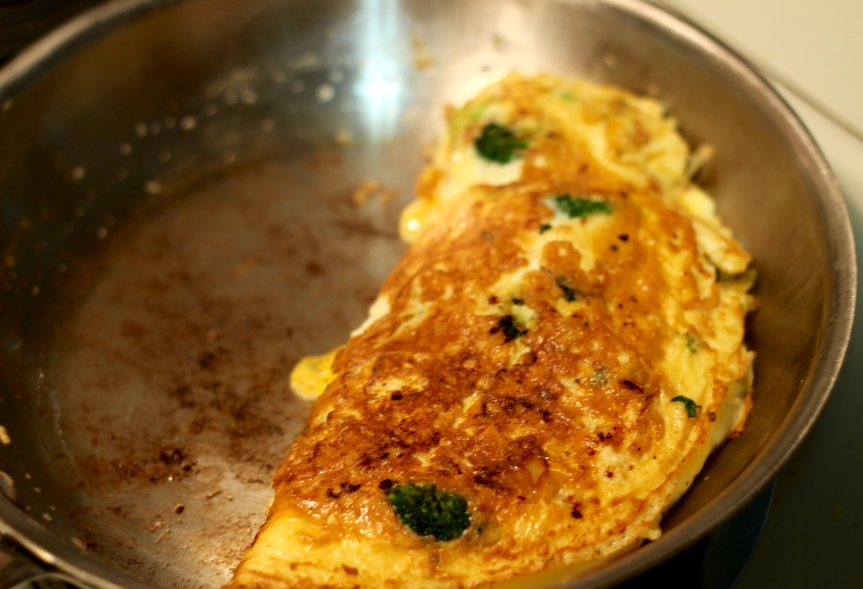 Midweek Delicacy Time: The Perfect Omelet
