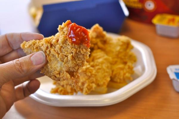 food desert chicken